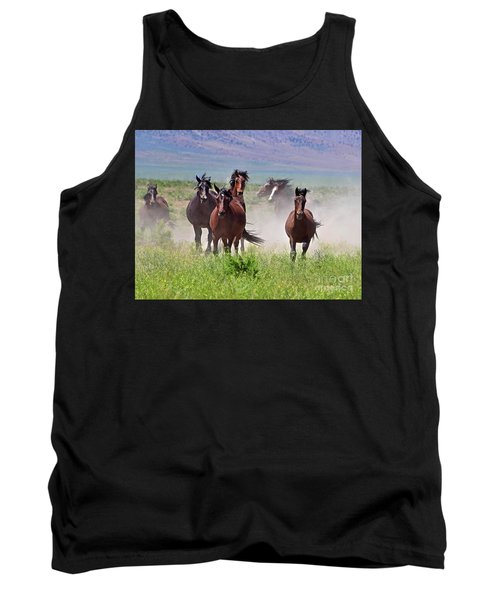 Running Together Tank Top