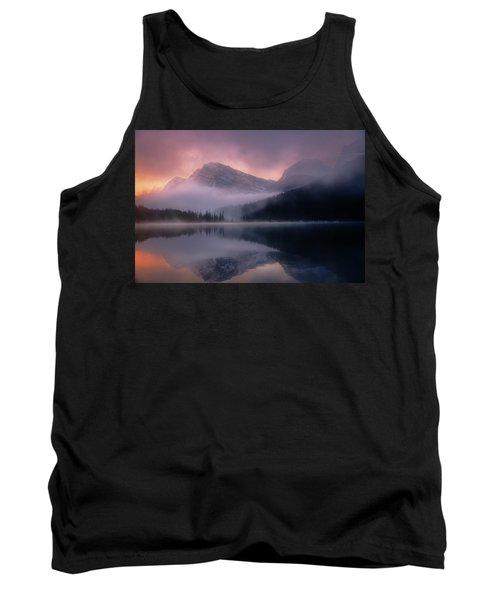 September Sunrise Banff Tank Top
