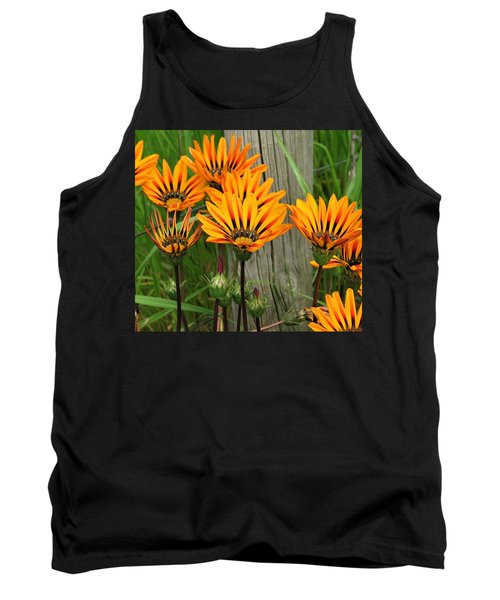 Standing To Attention  Tank Top