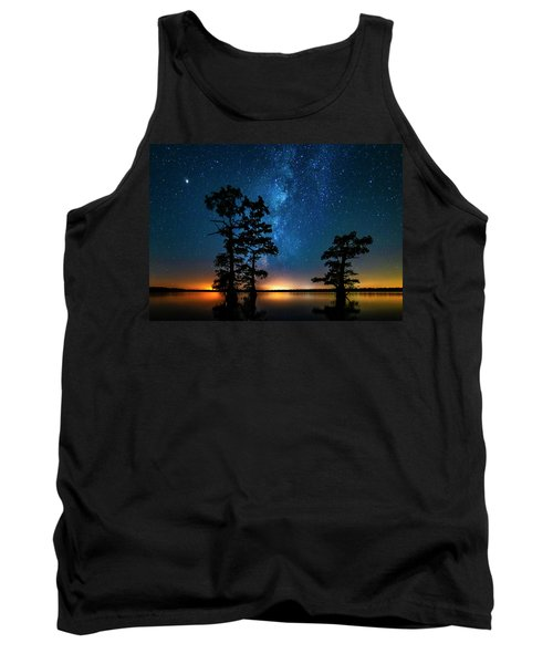 Tank Top featuring the photograph Star Gazers by Andy Crawford