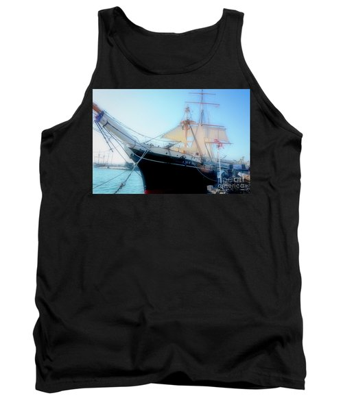 Star Of India Soft Tank Top