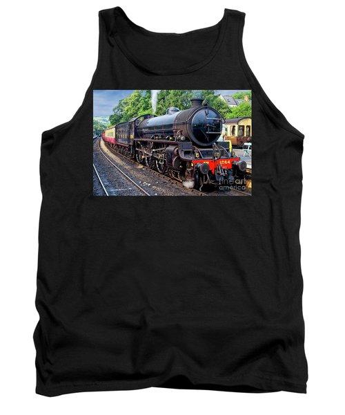Steam Locomotive 1264 Nymr Tank Top