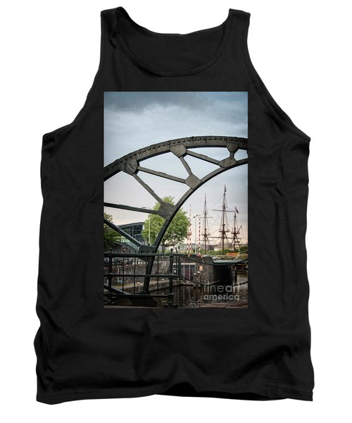 Steel And The Golden Age Tank Top