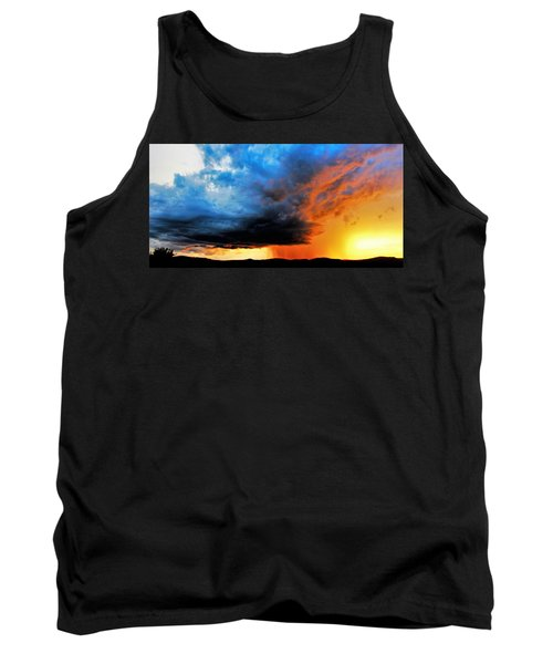 Sunset Storm Tank Top