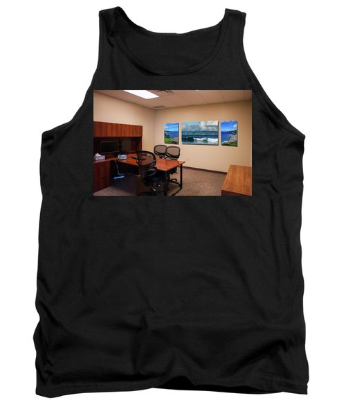 Tamara Office West Wall Tank Top