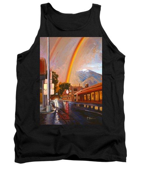 Taos Rainbow Tank Top