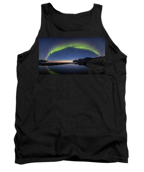 The Arch Over Wolf's Jaws Tank Top