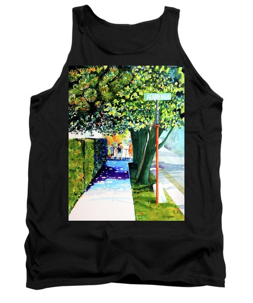 The Boys Of Summer Tank Top
