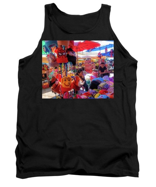 The Colours Of Childhood Tank Top