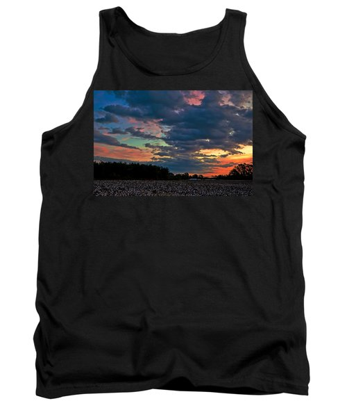 The Cotton Field  Tank Top