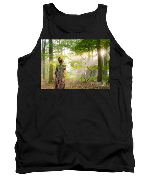 The Enchanted Forrest Tank Top
