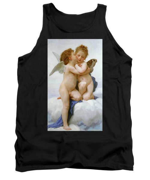 The First Kiss, 1890 Tank Top