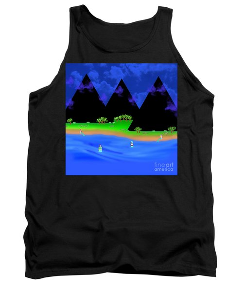 The Gathering Place Tank Top