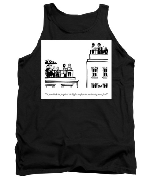 The Higher Rooftop Tank Top