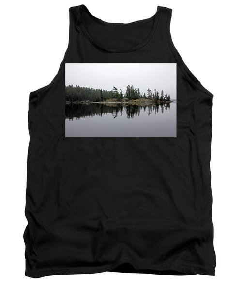 The Misty River Tank Top