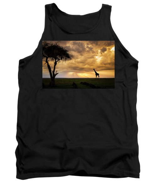 The Plains Of Africa Tank Top
