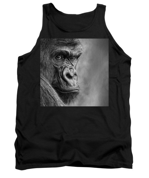 The Serious One Tank Top