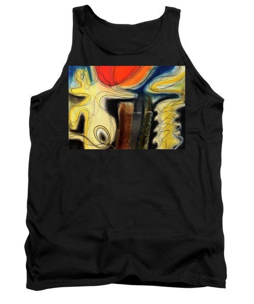 The Whirler Tank Top
