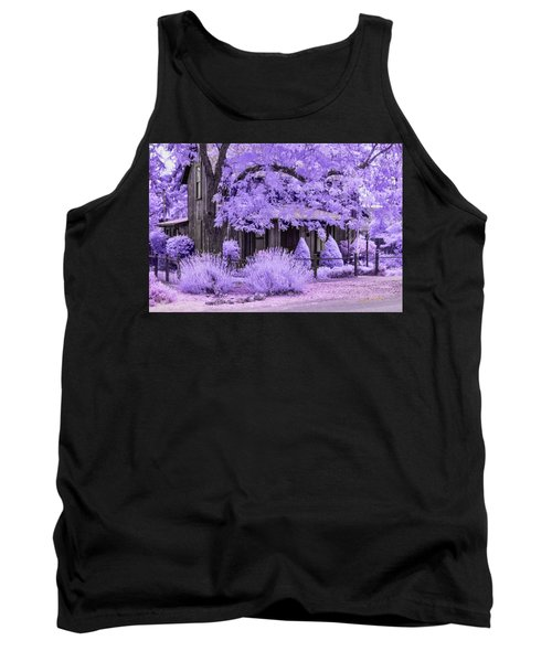 Third And D Tank Top