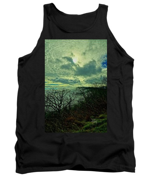 Thunder Mountain Clouds Tank Top
