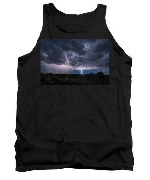 Thunderstorm #2 Tank Top