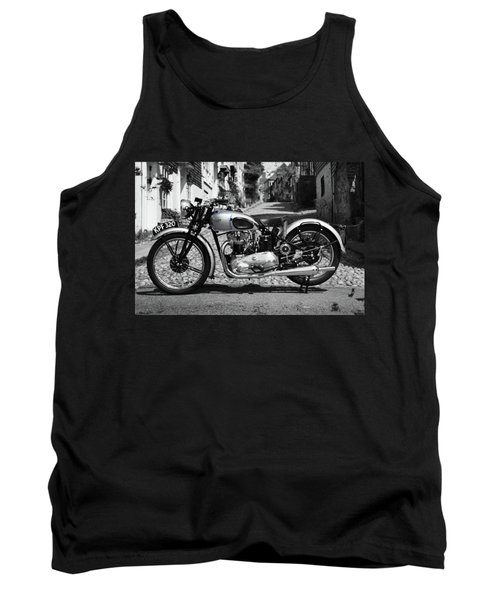 Tiger T100 Vintage Motorcycle Tank Top