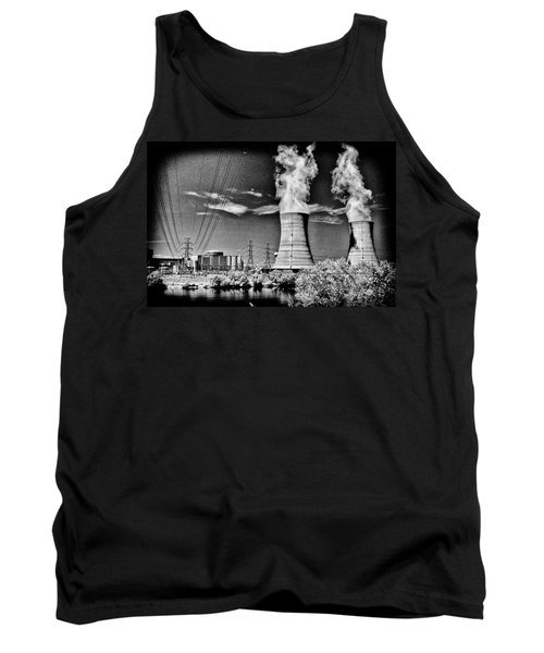 T M I Cooling Stacks Tank Top
