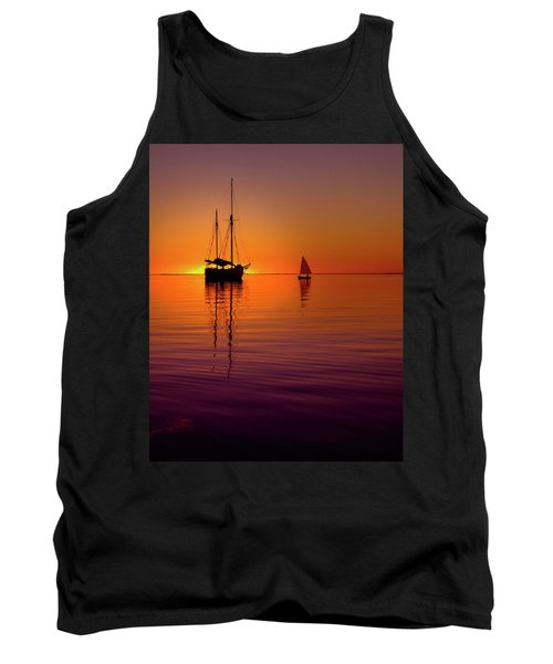 Tranquility Bay Tank Top
