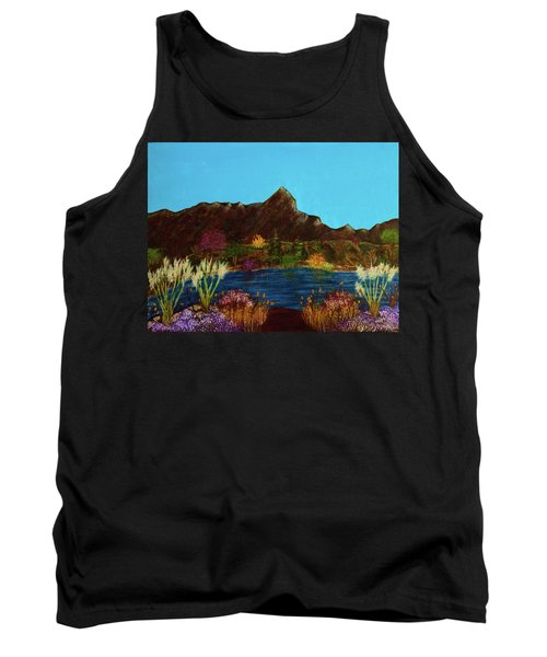 Truth Or Consequences Too Tank Top