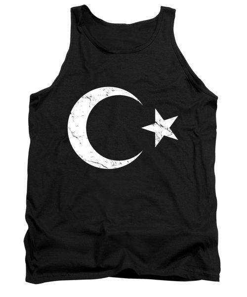 Turkey Flag Tank Top