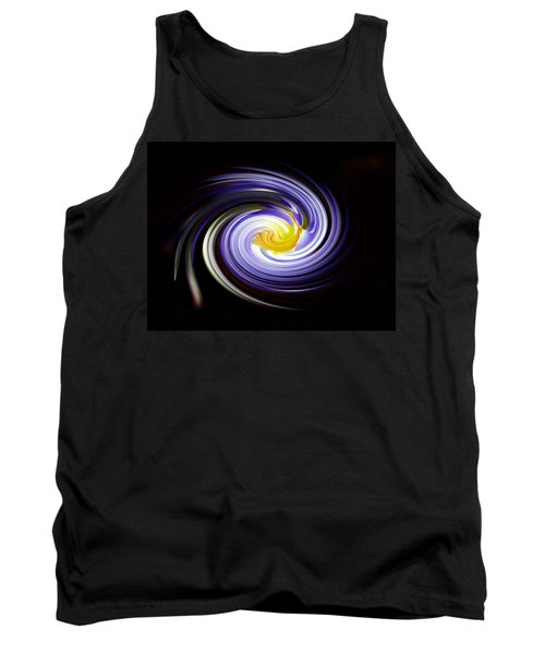 Twirling Lily Tank Top