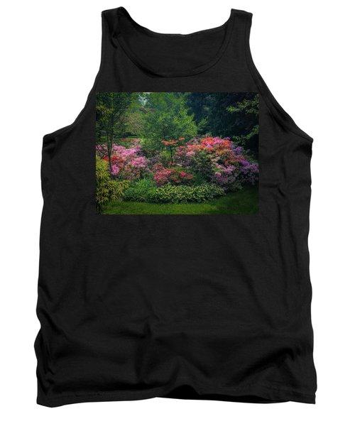 Urban Flower Garden Tank Top