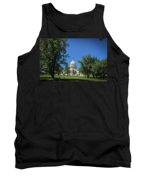 Us Capitol Tank Top