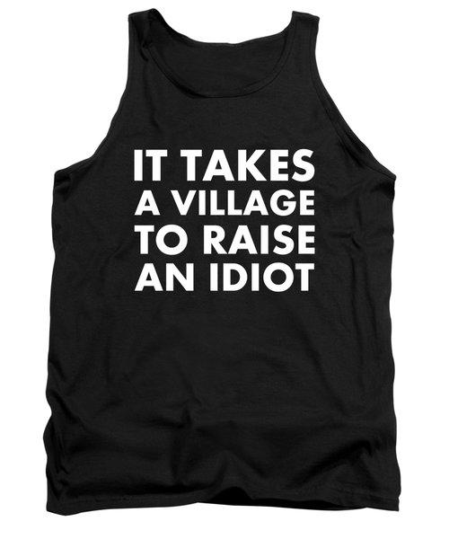Village Idiot Wt Tank Top