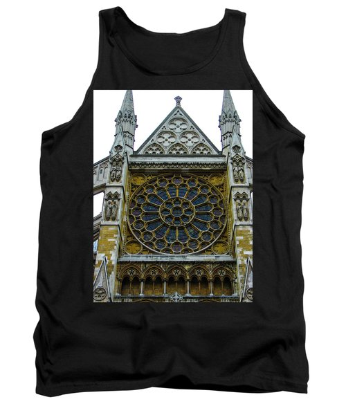 Westminster Abbey 2 Tank Top