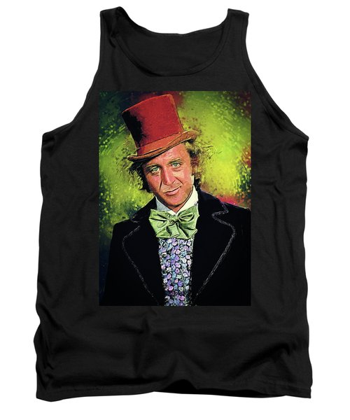 Willy Wonka Tank Top