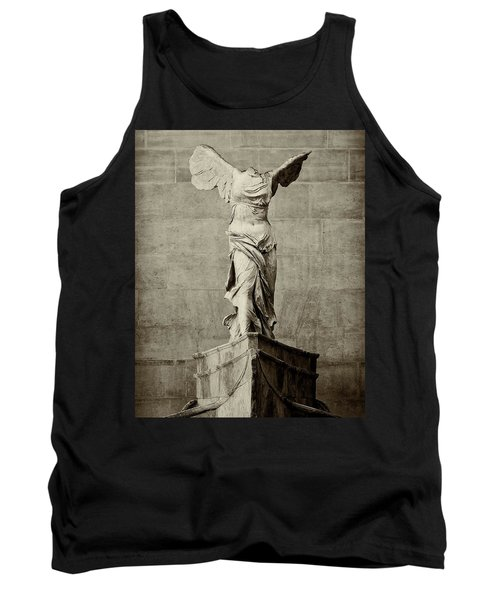 Winged Victory Of Samothrace - #8 Tank Top