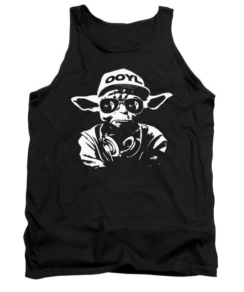 Yoda Parody - Only Once You Live Tank Top