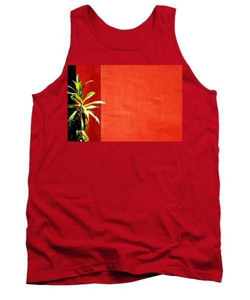 Challenging Circumstances Tank Top by Prakash Ghai