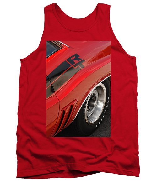 1970 Dodge Challenger R/t Tank Top