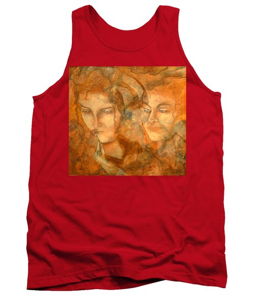 A Love That Will Never Fade  Tank Top