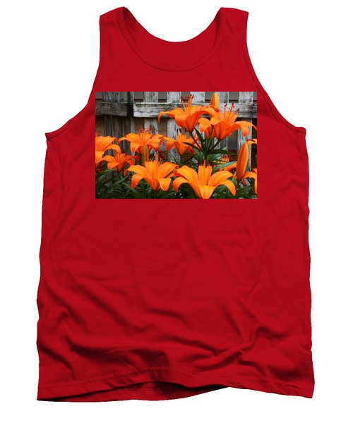 Afternoon Delight Tank Top by Bruce Bley