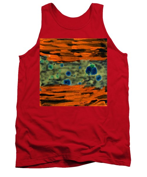 Autumn Breeze Tank Top by Joan Reese