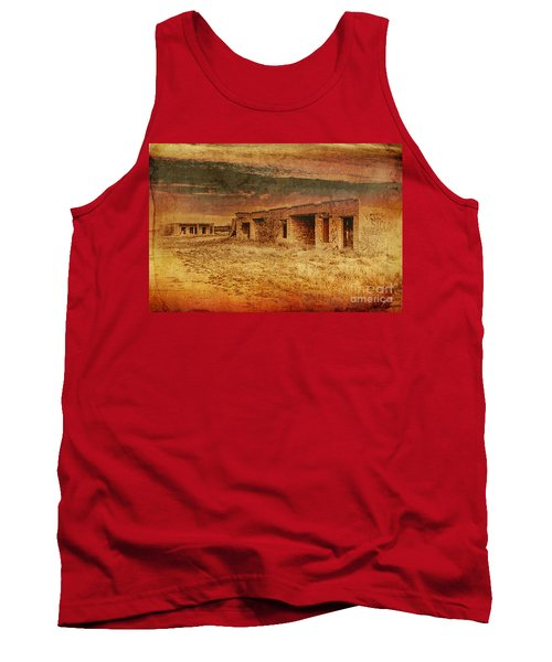 Back In The Day Tank Top by Erika Weber