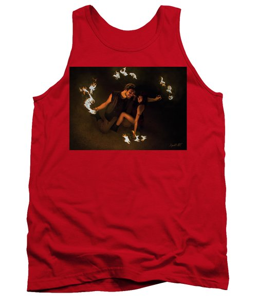 Burning Passion Tank Top