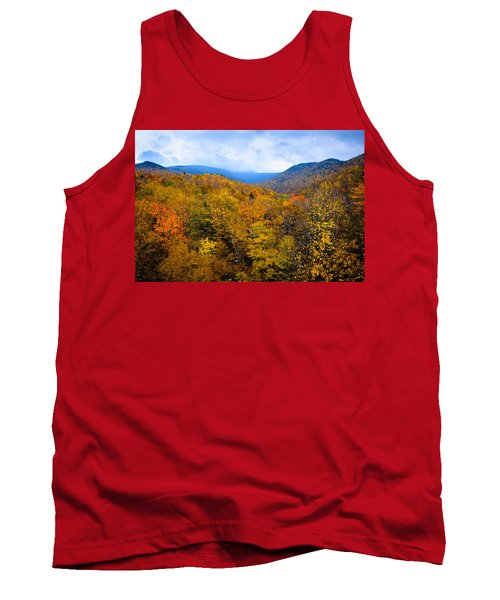 Colors Of Nature Tank Top