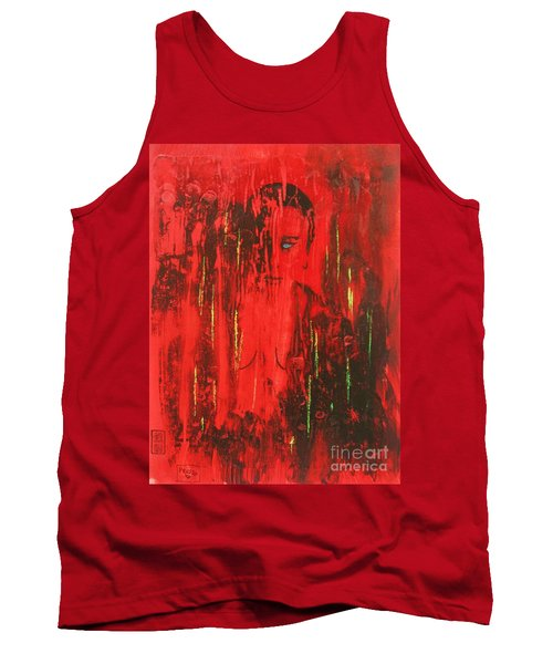 Dantes Inferno Tank Top by Roberto Prusso