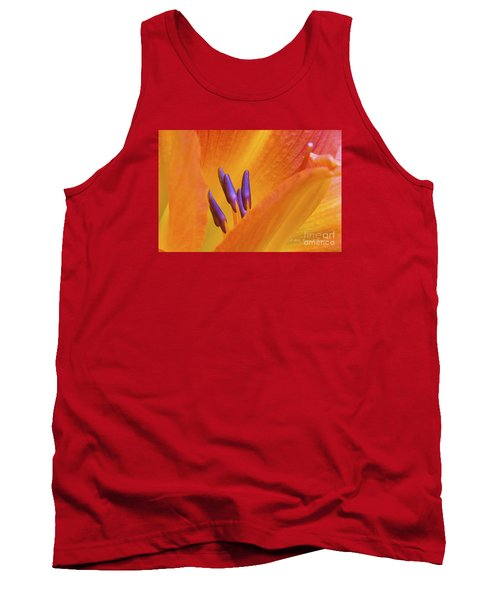 Day Lily  2 Tank Top