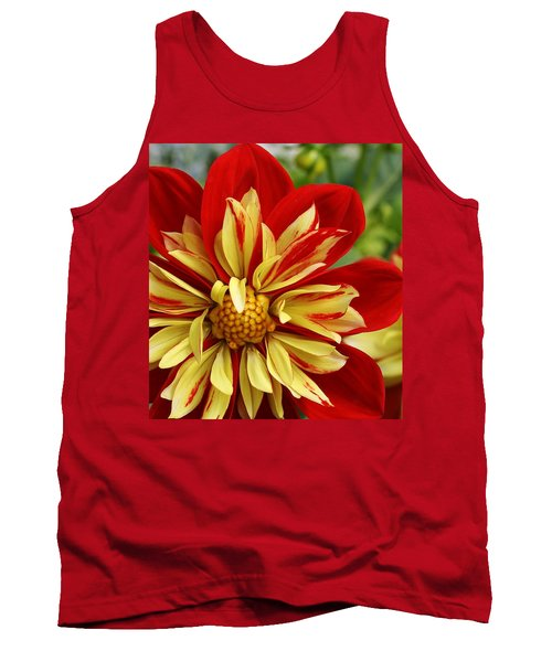 Fireworks Tank Top by Bruce Bley