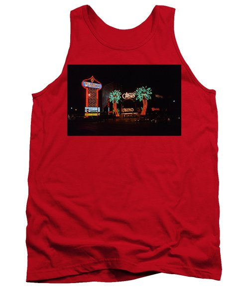 Las Vegas 1983 #2 Tank Top